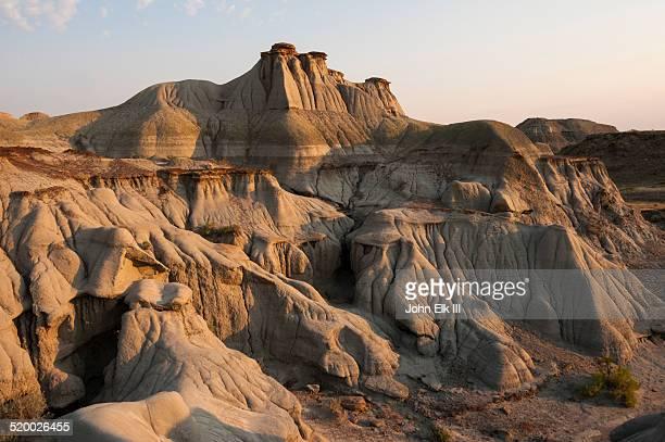 Dinosaur Provincial Park, Badlands landscape