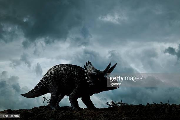 Dinosaur Triceratops