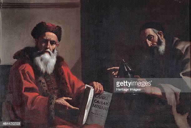 Diogenes and Plato 1649 Found in the collection of the Musei Capitolini Rome