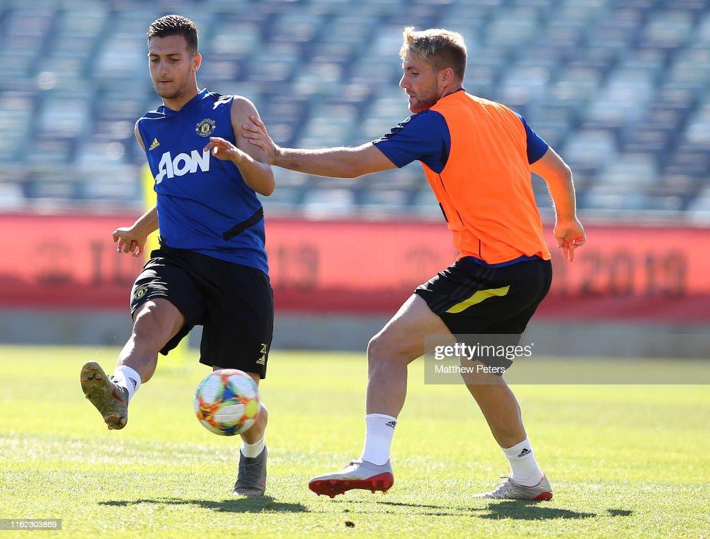 Manchester United Pre-Season Tour - Day 9 : News Photo