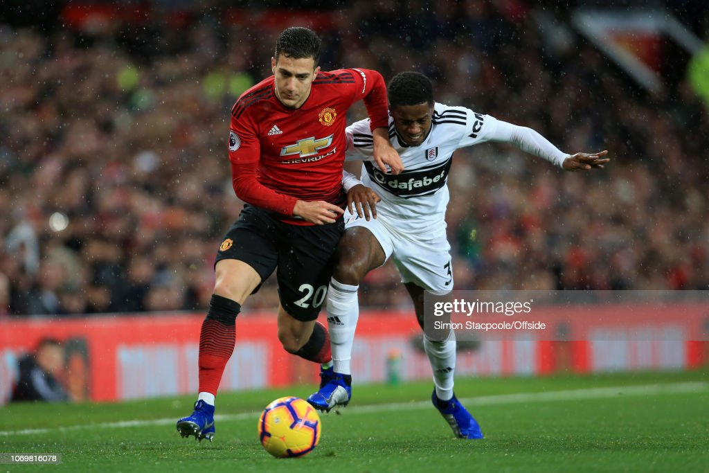 Manchester United v Fulham - Premier League : Fotografía de noticias