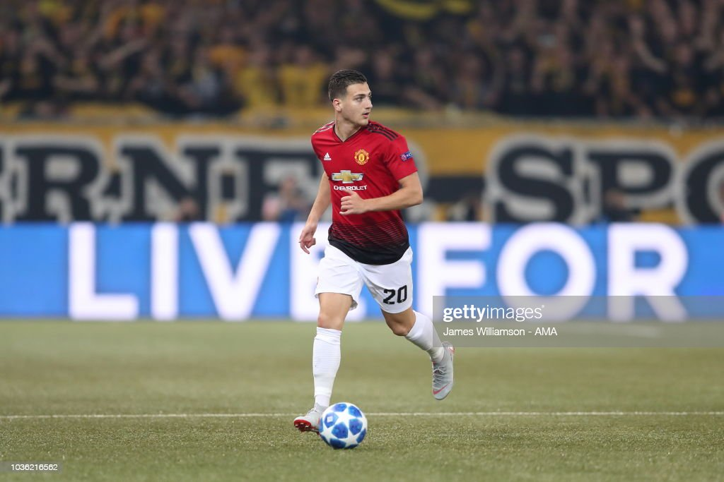 BSC Young Boys v Manchester United - UEFA Champions League Group H : News Photo