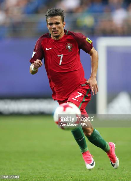 Diogo Goncalves of Portugal during the FIFA U20 World Cup Korea Republic 2017 Quarter Final match between Portugal and Uruguay at Daejeon World Cup...