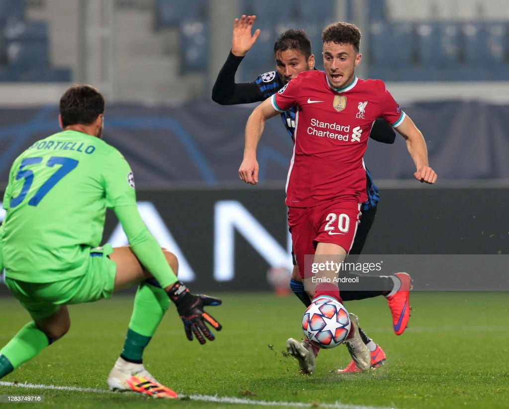 Atalanta BC v Liverpool FC: Group D - UEFA Champions League : ニュース写真