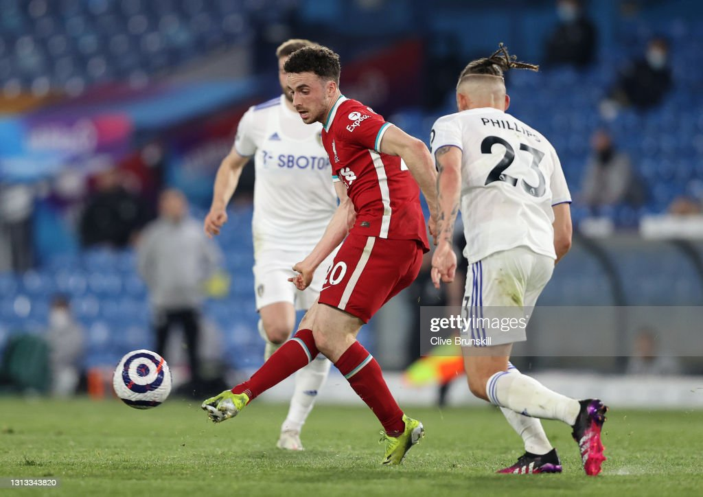 Leeds United v Liverpool - Premier League : News Photo