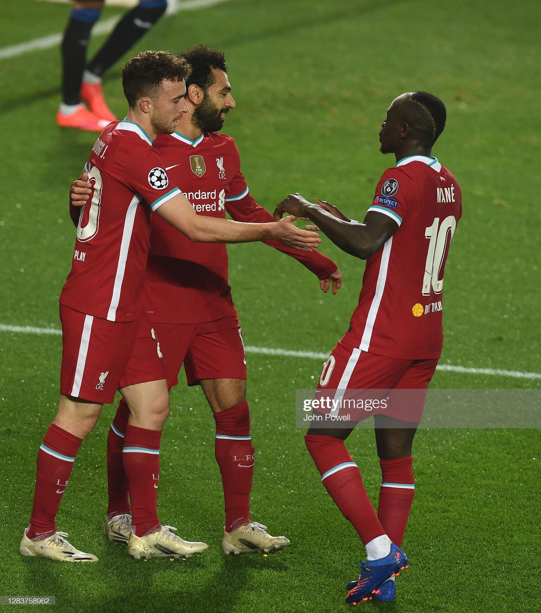 Atalanta BC v Liverpool FC: Group D - UEFA Champions League : News Photo
