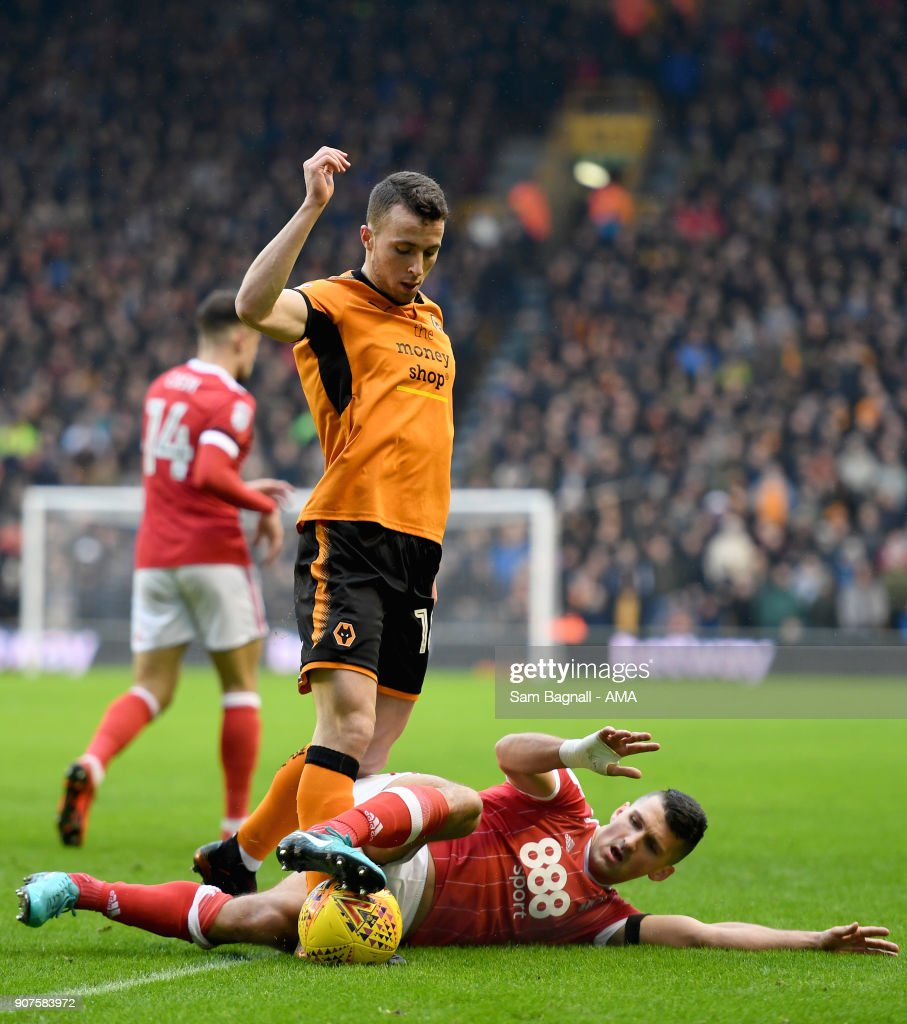 Wolverhampton Wanderers v Nottingham Forest - Sky Bet Championship : News Photo