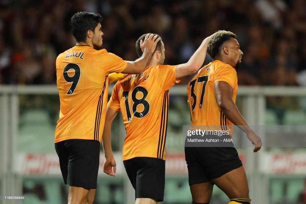 Torino v Wolverhampton Wanderers: UEFA Europa League Play-Off : News Photo