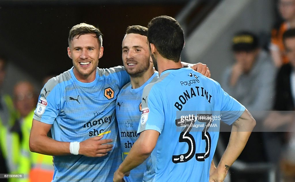 Hull City v Wolverhampton - Sky Bet Championship