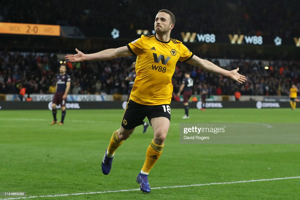 GBR: Wolverhampton Wanderers v Arsenal FC - Premier League
