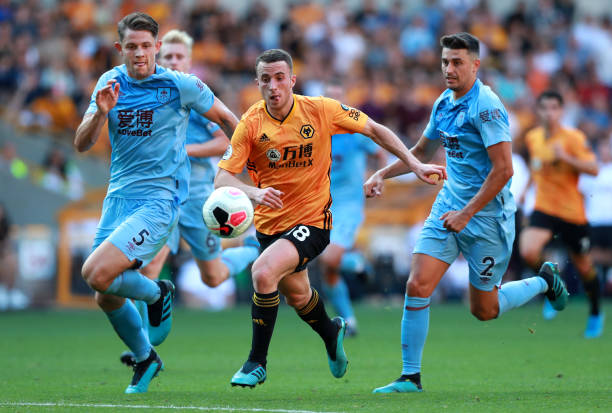 GBR: Wolverhampton Wanderers v Burnley FC - Premier League