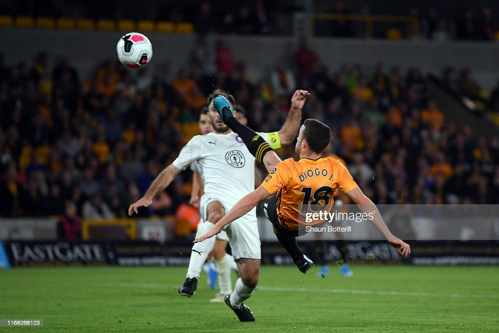 Wolverhampton Wanderers v FC Pyunik - UEFA Europa League Third Qualifying Round: Second Leg : Nachrichtenfoto