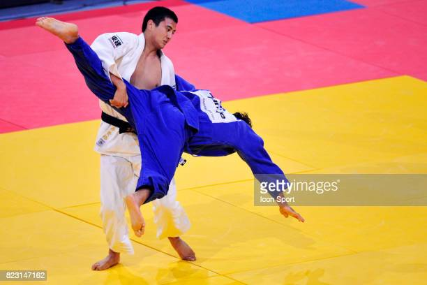 Diogo LIMA / Takahiro NAKAI 81kg Championnats du Monde de Judo 2011 Paris