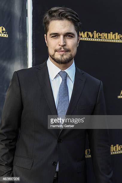 Diogo Morgado attends the 23rd Annual MovieGuide Awards at Universal Hilton Hotel on February 6 2015 in Universal City California