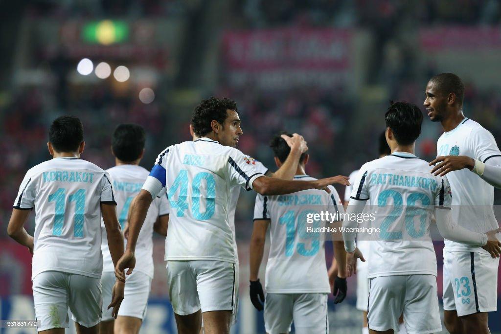 Cerezo Osaka v Buriram United - AFC Champions League Group G : News Photo