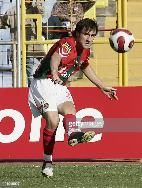 Diogo Valente of Maritimo during Maritimo vs Pacos de Ferreira Funchal Portugal in Funchal Portugal