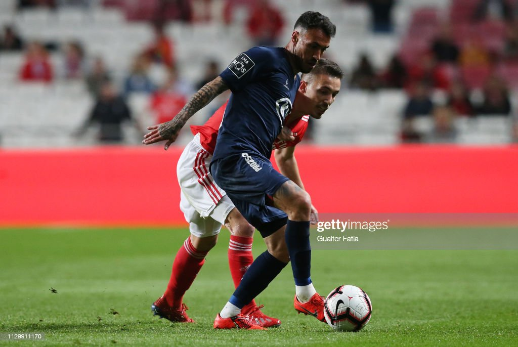 SL Benfica v Belenenses SAD - Liga NOS : News Photo