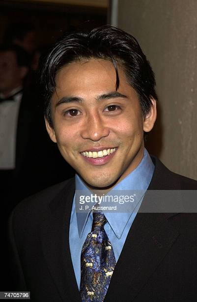 Dion Basco at the Orpheum Theater in Los Angeles California