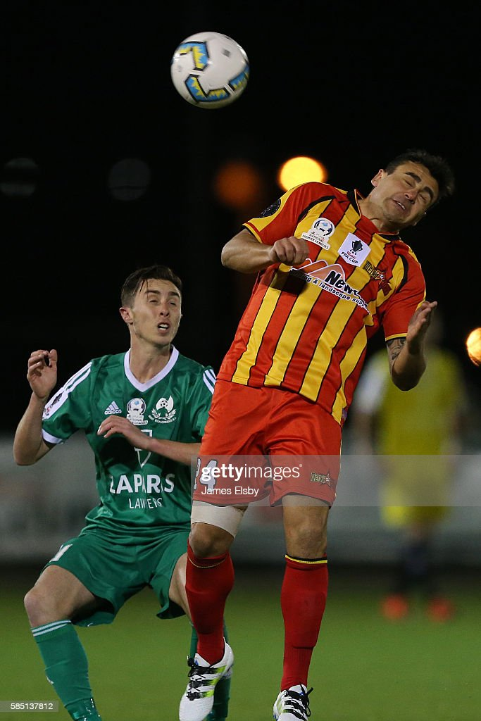 FFA Cup Round of 32 - MetroStars v Bentleigh Greens