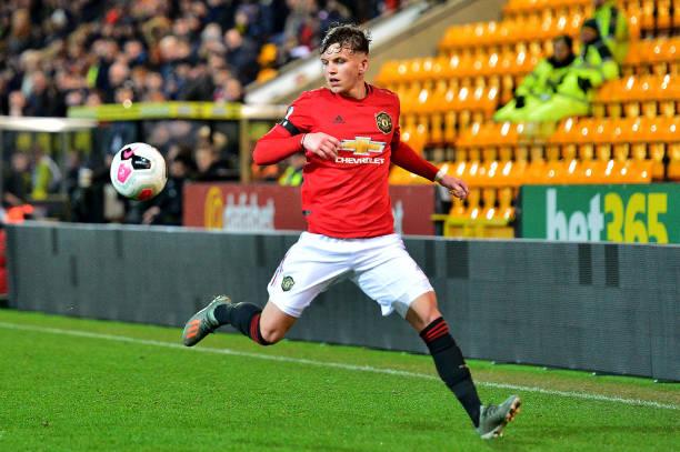 Norwich City v Manchester United: Premier League 2