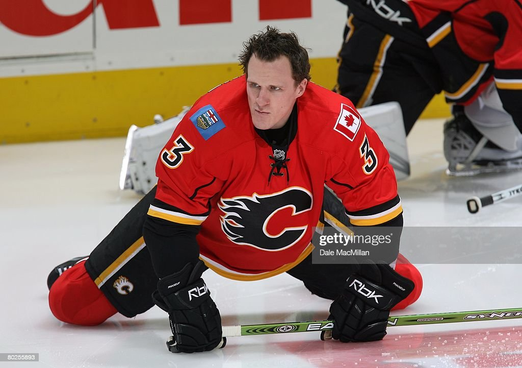St. Louis Blues v Calgary Flames : News Photo