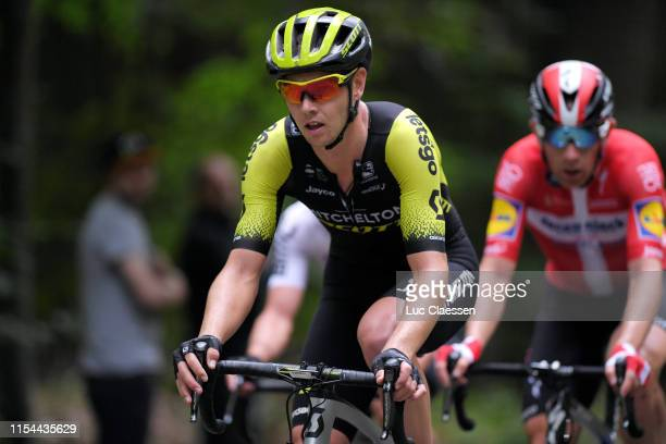 Dion Smith of New Zealand and Team Mitchelton-Scott / during the 4th Velon Hammer Limburg Series 2019, Hammer Climb a 69,1km stage from Vaals to...
