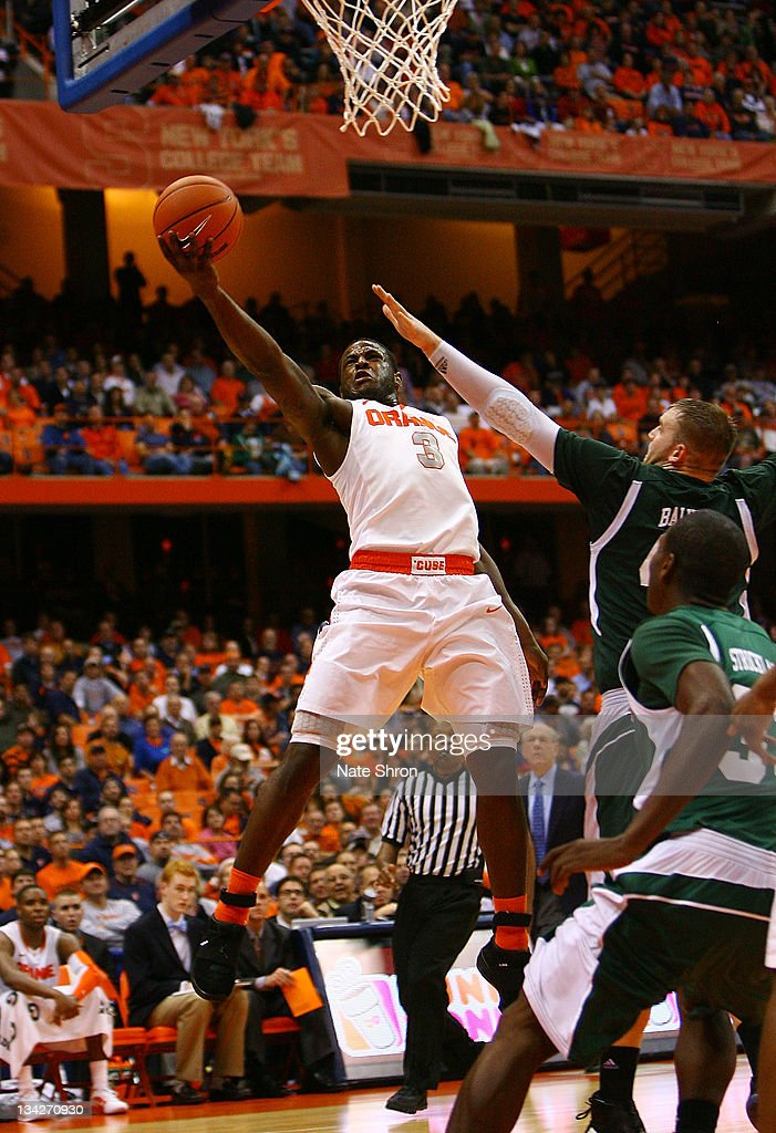 Syracuse vs Eastern Michigan