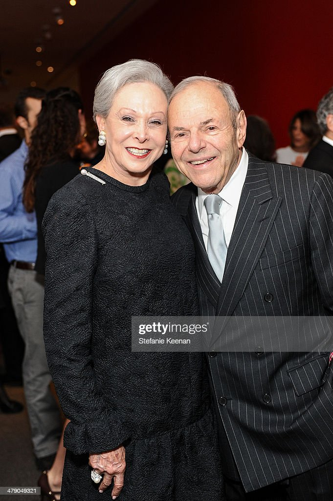 Dione Smith and Joseph Smith attend CalArts REDCAT Gala Honoring Herb Alpert With A Special Performance By Herb Alpert And Lani Hall at REDCAT on March 15, 2014 in Los Angeles, California.