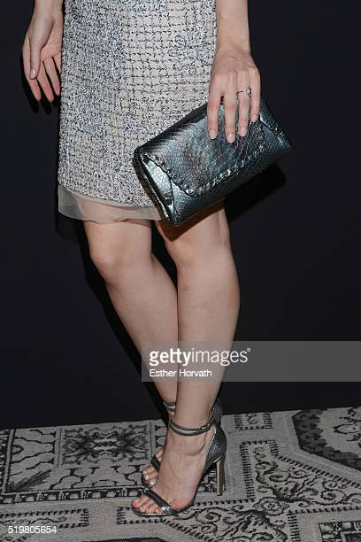 Dioni Tabbers attends Armarium Launch on April 7 2016 in New York City