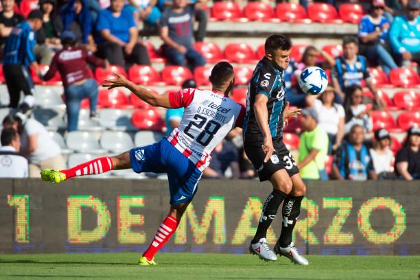 MEX: Queretaro v Atletico San Luis - Torneo Clausura 2020 Liga MX
