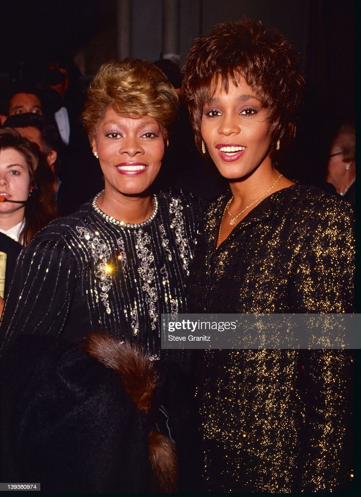 Whitney Houston Archive : News Photo