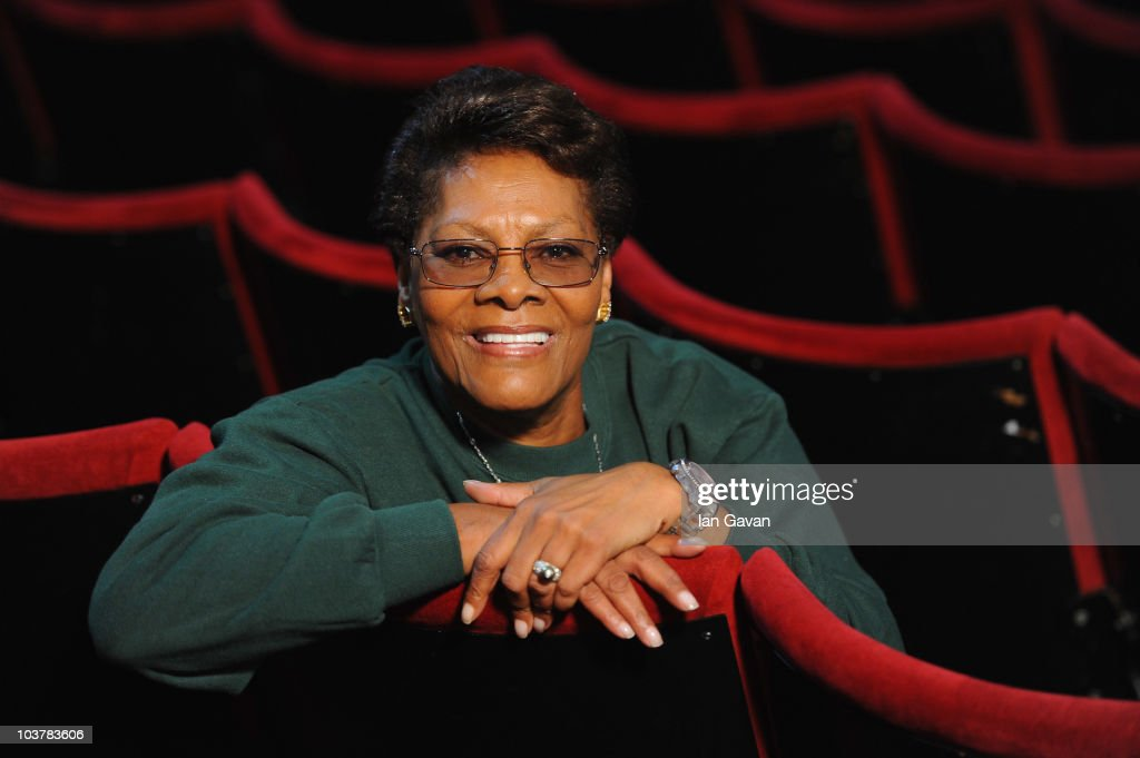 Dionne Warwick attends a press conference to launch World Hunger Day at the Apollo Victoria Theatre on September 2, 2010 in London, England. On World Hunger Day, January 9th 2011 Dionne Warwick will perform a fund raising concert for the Hunger Project, a global charity operating in 13 countries running programmes contributing to the sustainable end of world hunger.