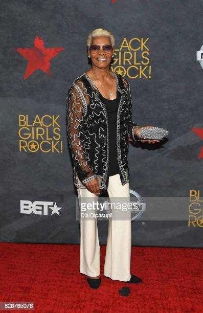 Dionne Warwick attends Black Girls Rock 2017 at NJPAC on August 5 2017 in Newark New Jersey