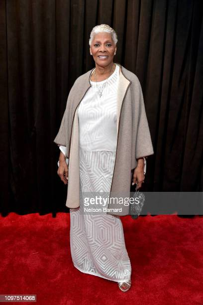 Dionne Warwick attends the 61st Annual GRAMMY Awards at Staples Center on February 10 2019 in Los Angeles California
