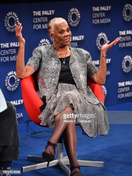 Dionne Warwick attends The Paley Center For Media Presents A Special Evening With Dionne Warwick Then Came You at The Paley Center for Media on...