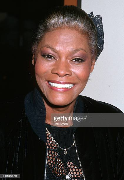 Dionne Warwick during Dionne Warwick at Lalo and Brothers Restaurant May 26 1987 at Lalo and Brothers Restaurant in Los Angeles California United...