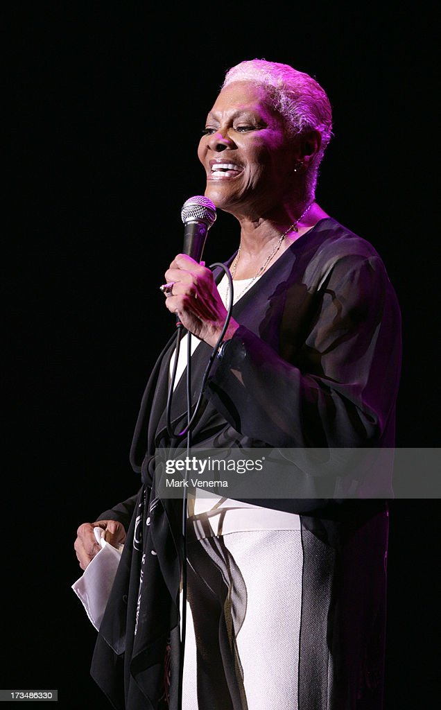 Dionne Warwick performs at Day 3 of the North Sea Jazz Festival at Ahoy on July 14, 2013 in Rotterdam, Netherlands.