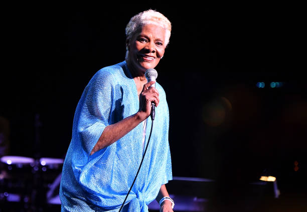 GA: Dionne Warwick In Concert - Atlanta, GA