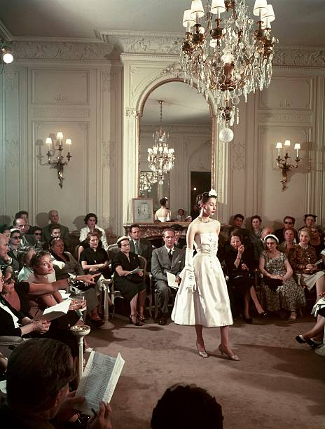 Dior In France In The 1950S -