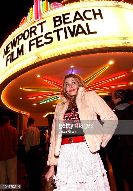 Diora Baird during 2006 Newport Beach Film Festival Hot Tamale Screening at Lido Theatre in Newport Beach California United States