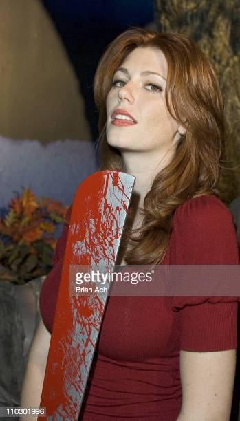 Diora Baird during CHAMBER LIVE Featuring House of Horrors at Madame Tussauds at Madame Tussauds New York in New York City New York United States