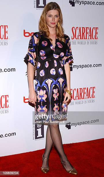 Diora Baird during Scarface E3 Party Arrivals in Los Angeles California United States