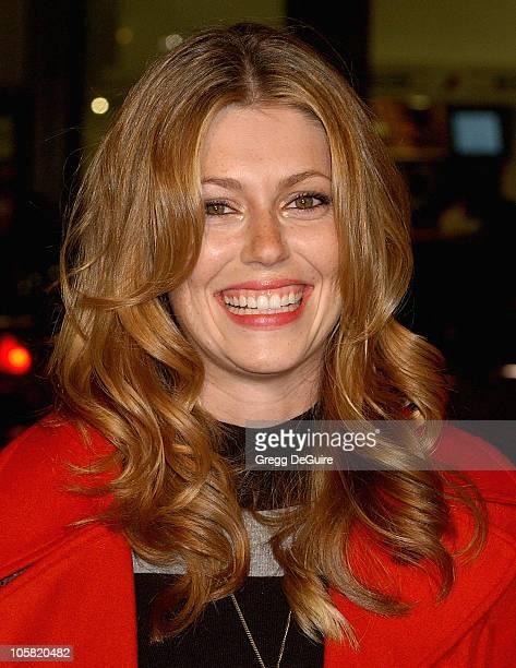 Diora Baird during Snakes on a Plane Los Angeles Premiere Sponsored by Palm Arrivals at Grauman's Chinese Theatre in Hollywood California United...