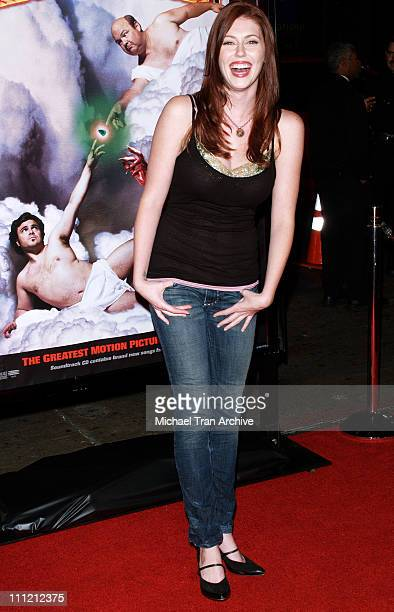 Diora Baird during Tenacious D in the Pick of Destiny Los Angeles Premiere Arrivals at Grauman's Chinese Theatre in Hollywood California United States