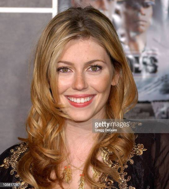 Diora Baird during Touchstone Pictures' Annapolis World Premiere Arrivals at El Capitan Theatre in Hollywood California United States