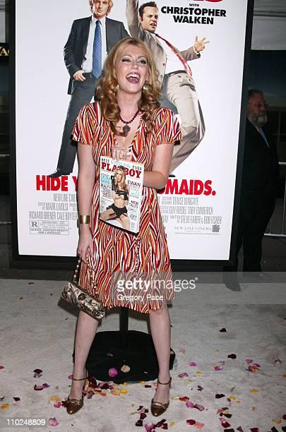 Diora Baird during 'Wedding Crashers' New York City Premiere Arrivals at Ziegfeld Theater in New York City New York United States