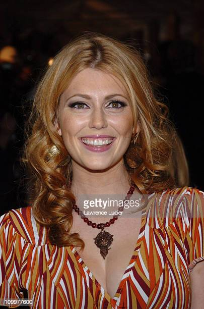 Diora Baird during Wedding Crashers New York City Premiere Inside Arrivals at Ziegfeld Theater in New York City New York United States