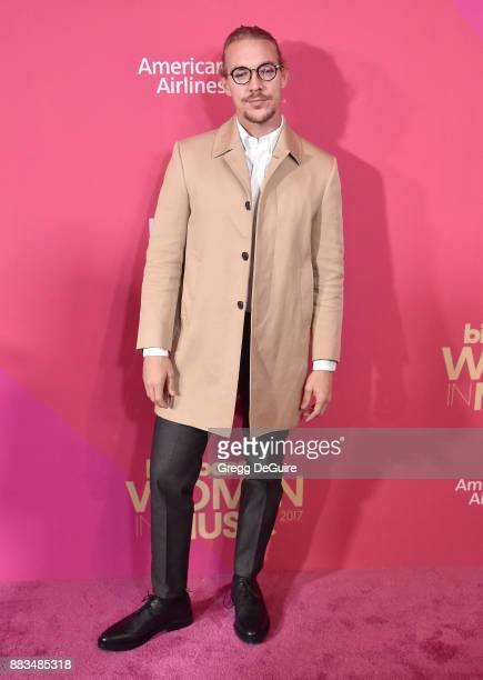 Diplo arrives at the Billboard Women In Music 2017 at The Ray Dolby Ballroom at Hollywood Highland Center on November 30 2017 in Hollywood California