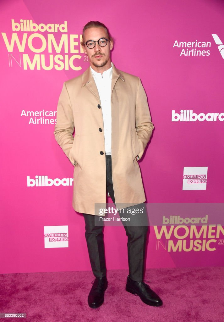 Diplo attends Billboard Women In Music 2017 at The Ray Dolby Ballroom at Hollywood & Highland Center on November 30, 2017 in Hollywood, California.