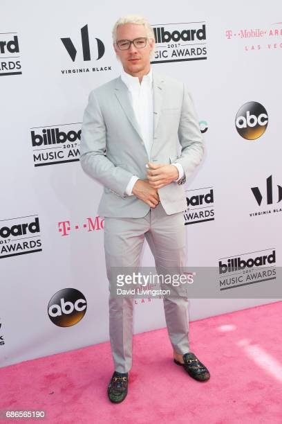 Diplo attends the 2017 Billboard Music Awards at the TMobile Arena on May 21 2017 in Las Vegas Nevada